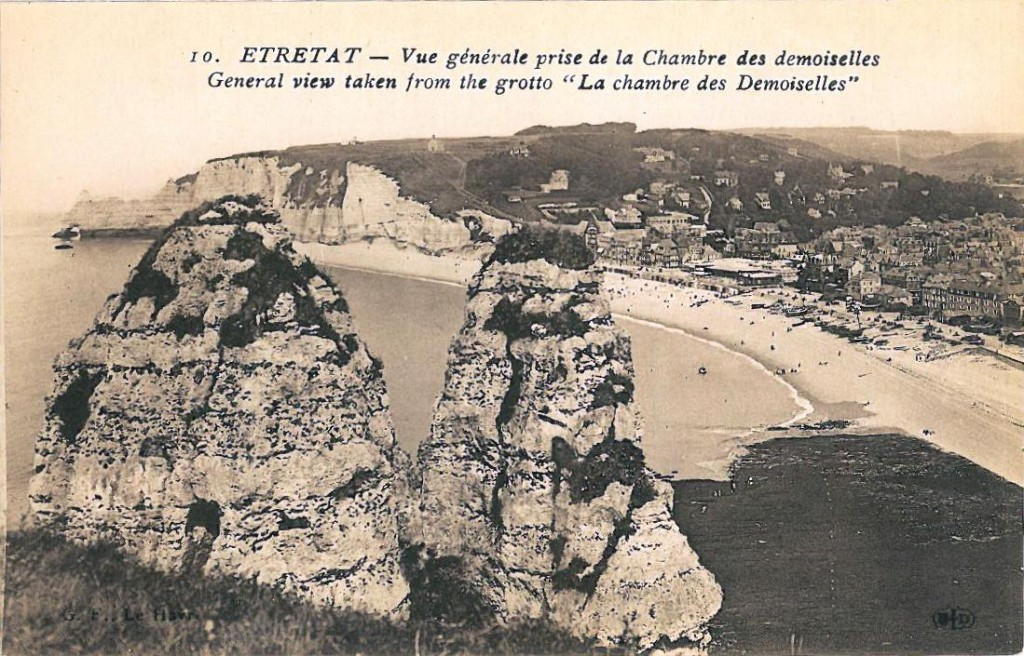 The torment of Baron Frefosse of Étretat – a Normandy legend