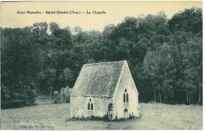 The many legends of Saint Cénere-le-Gérei