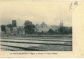 Hunting hags in La Haye-du-Puits