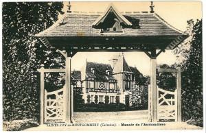 The marvellous Montgomery's of Sainte-Foy-de-Montgommery