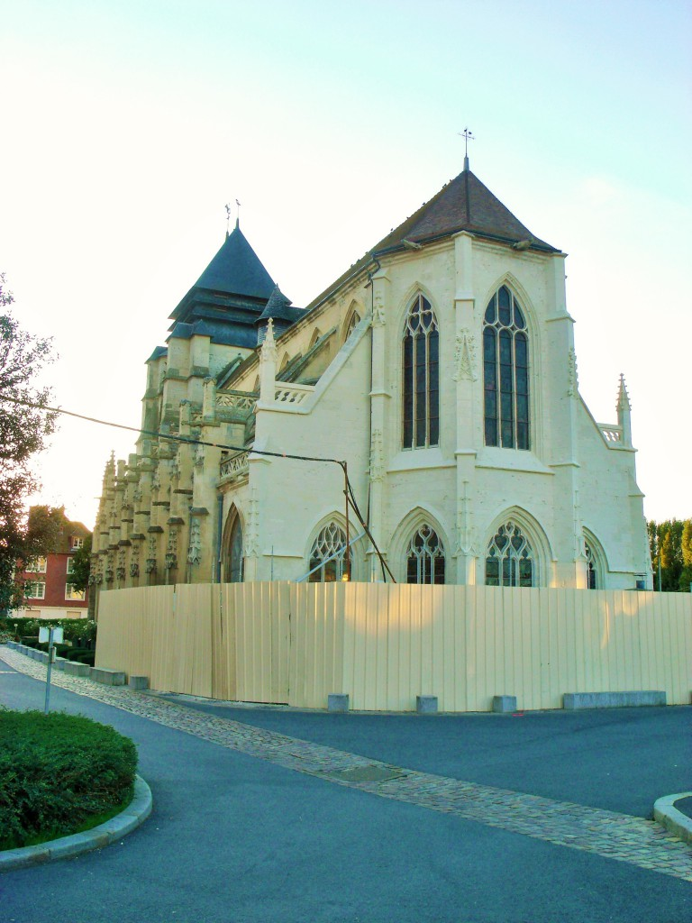 "More restoration for Église Saint-Michel de Pont-l""Évêque"