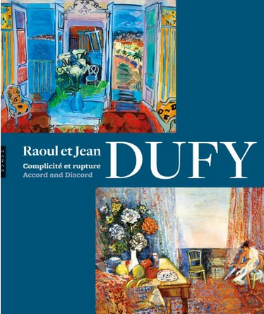 Book of wonderful images, comparing and contrasting the work of Jean and Raoul.