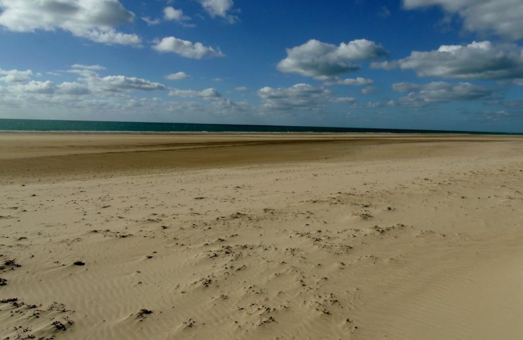 Manche beach, Normandy