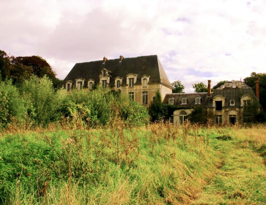 Château de Cahaignes