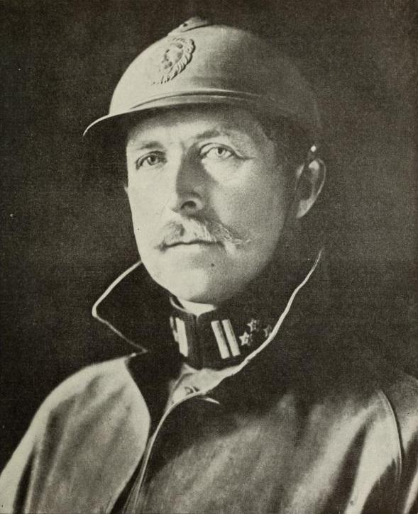 Albert  I Belgium
