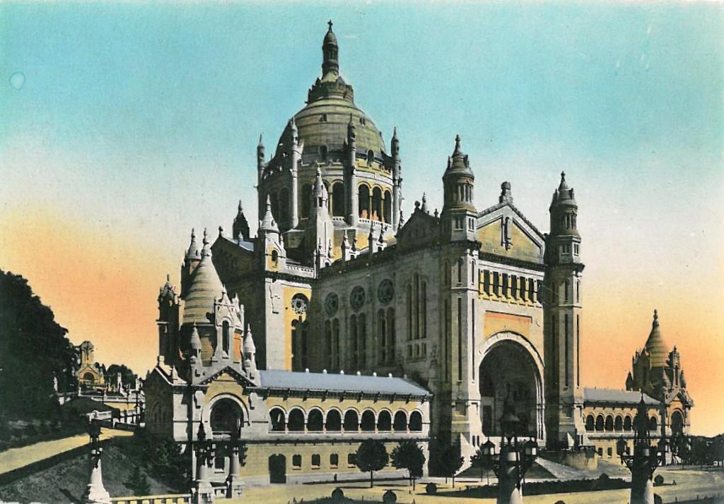Basilica of Sainte Thérèse Lisieux
