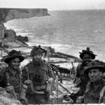 Remembering old friends on D-Day, Normandy
