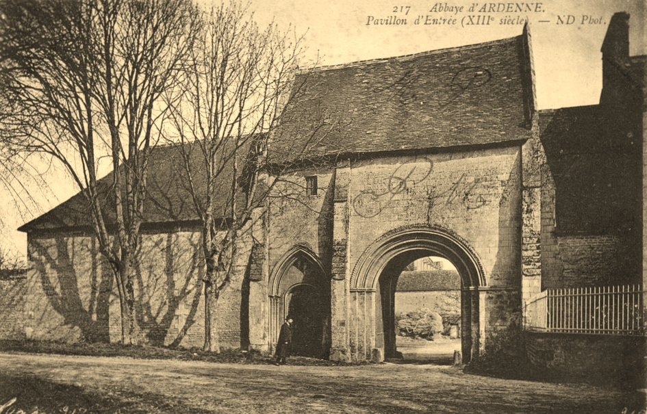 The lost Canadian soldiers of the Ardenne Abbey