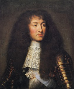 Louis XIV of France, 1661