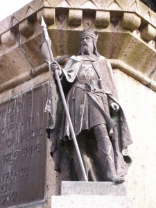 Robert I, of Normandy (from the Falaise statue)