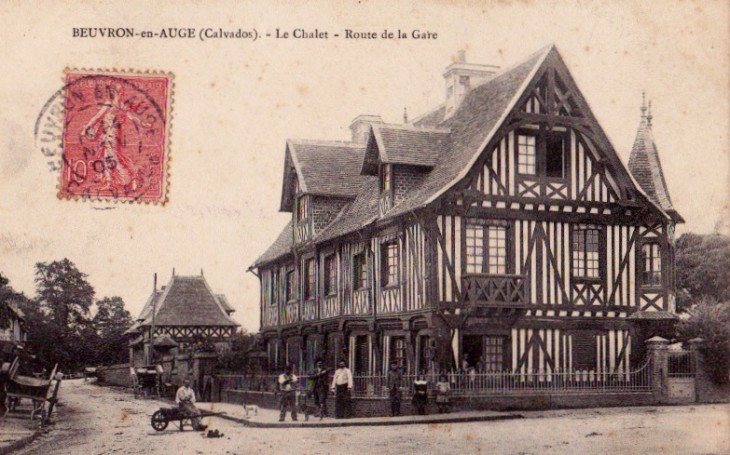The true wealth of Beuvron-en-Auge
