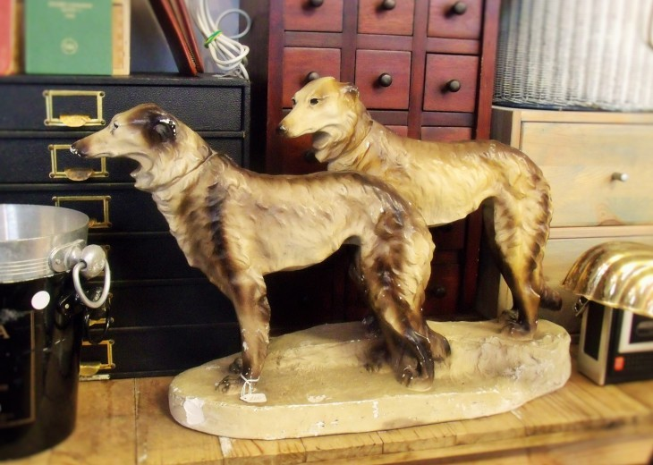 2nd Saturday cracking Cabourg monthly antique brocante