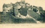 On being a Normandy castle, at Arques-la-Bataille