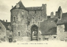 Tragedy and a pig's punishment in medieval Falaise