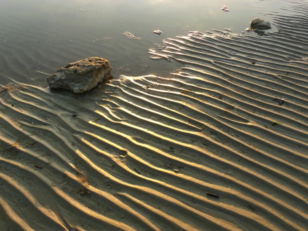 Villerille sandy beach
