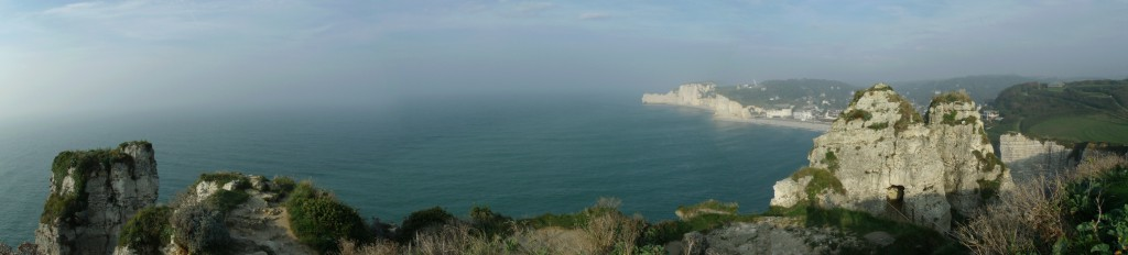 Best sea view in Normandy? Click to see the big picture