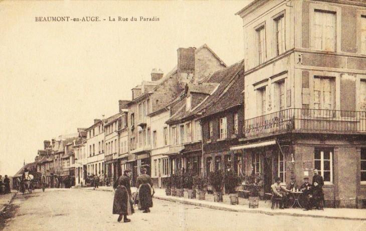 The brilliance of Beaumont-en-Auge
