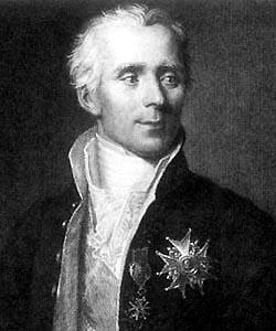 M. Laplace, happy to be M. Laplace