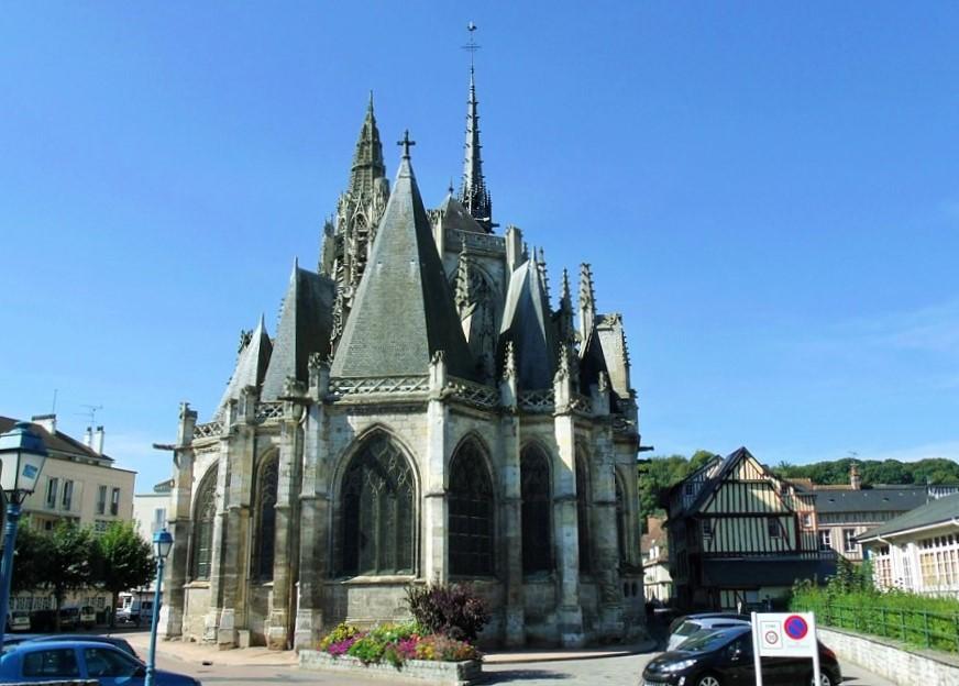 Church of Notre Dame Caudebec-en-Caux