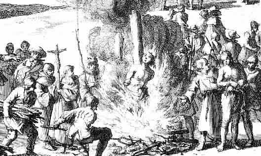 Persecuting the Huguenots