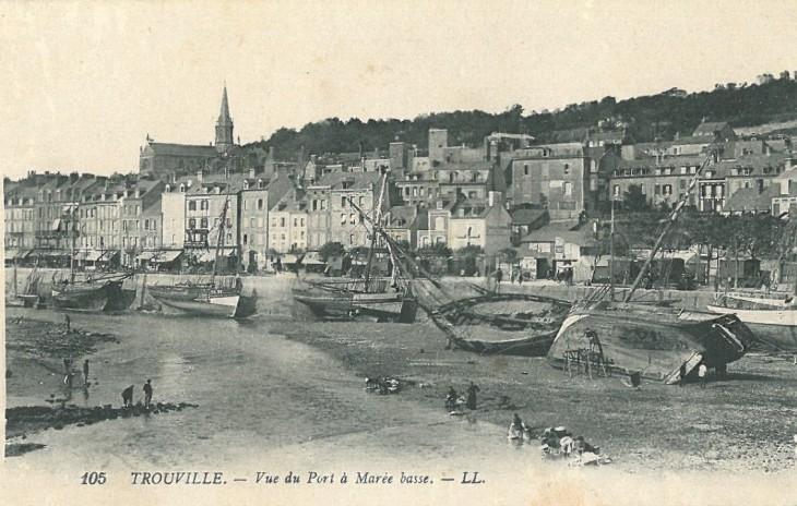 Take me to Trouville!