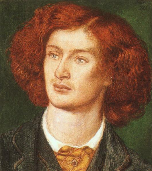 Algernon Swinburne (1837-1909) Dante Gabriel Rossetti
