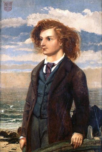 Algernon by William Bell Scott