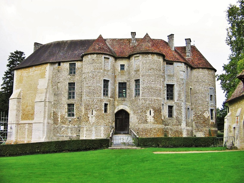 Match! Château d'Harcourt