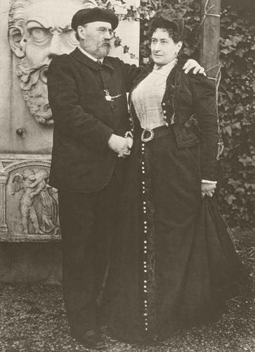 Emile with Alexandrine