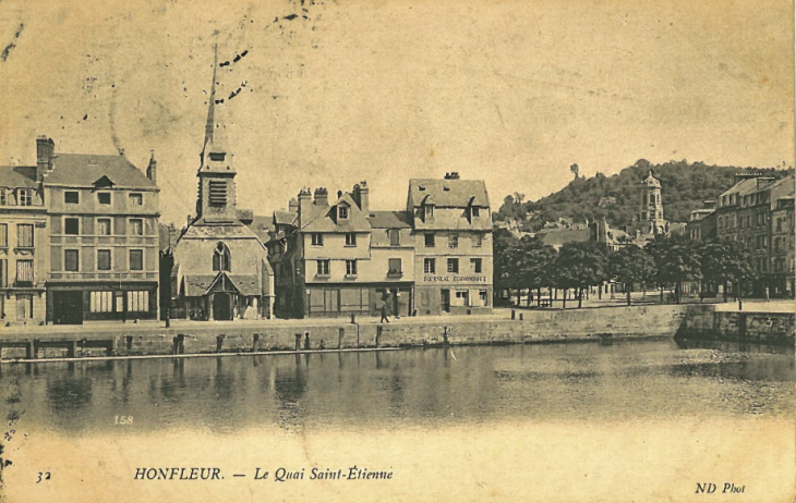 The Rockefeller from Honfleur and other lies