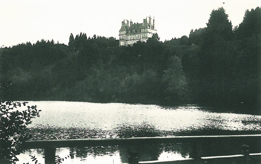 Whatever happened to Château de Blanche-Lande?