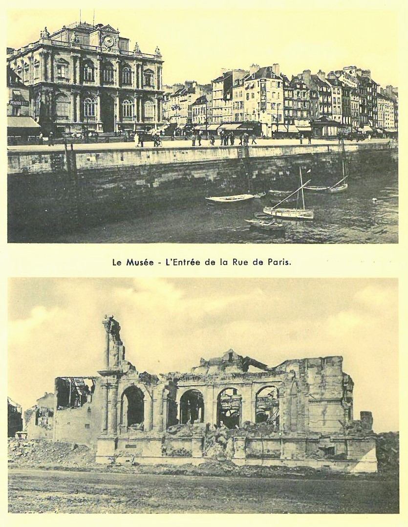 Le Havre Then and Now (11)