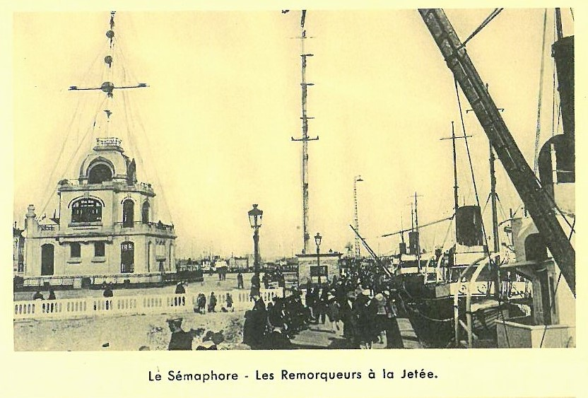 Le Havre Then and Now (1)