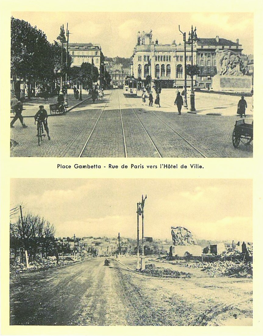 Le Havre Then and Now (5)