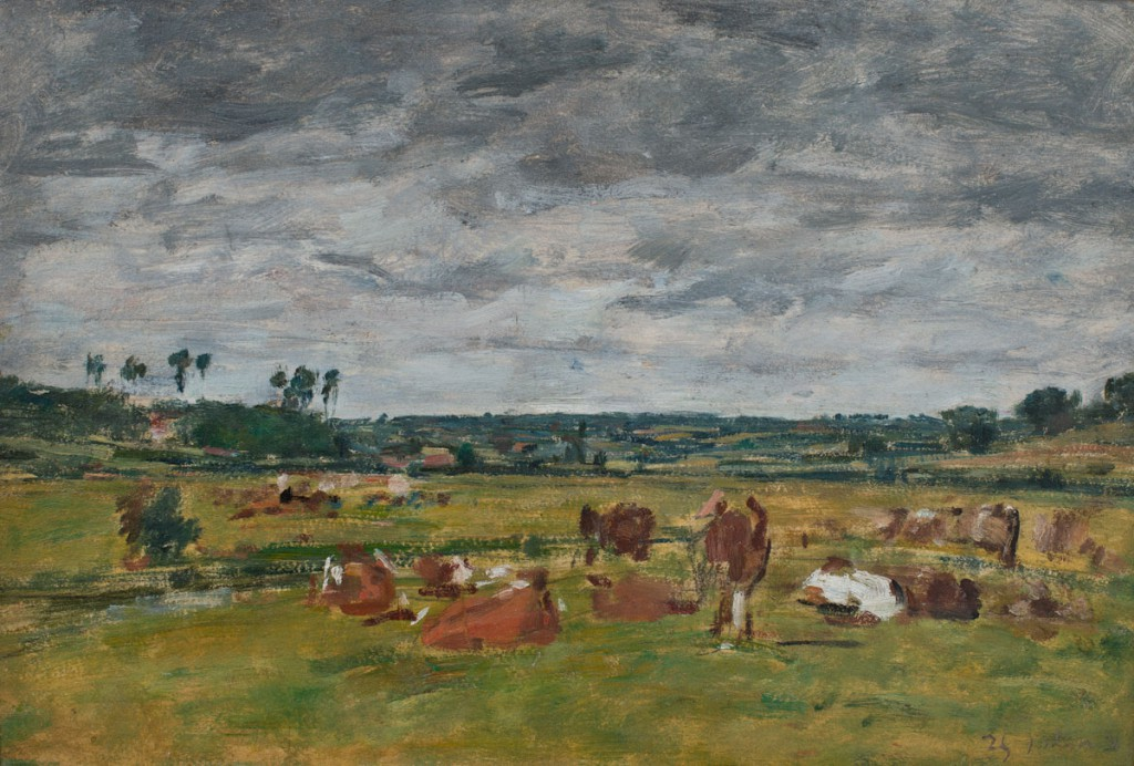 Just a few of the cows by Boudin. If you like cows this is the gallery for you.