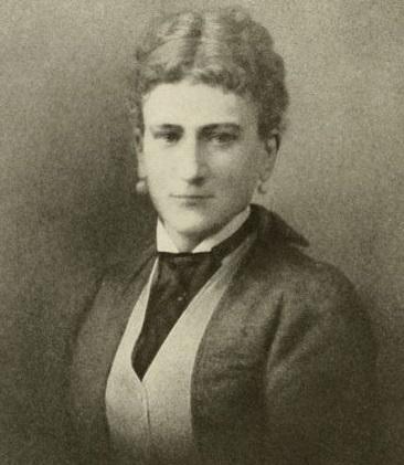 Mary King Waddington 1878