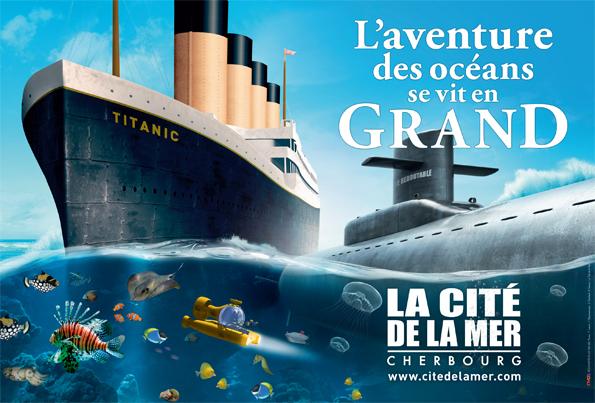 Cite de la Mer, Cherbourg