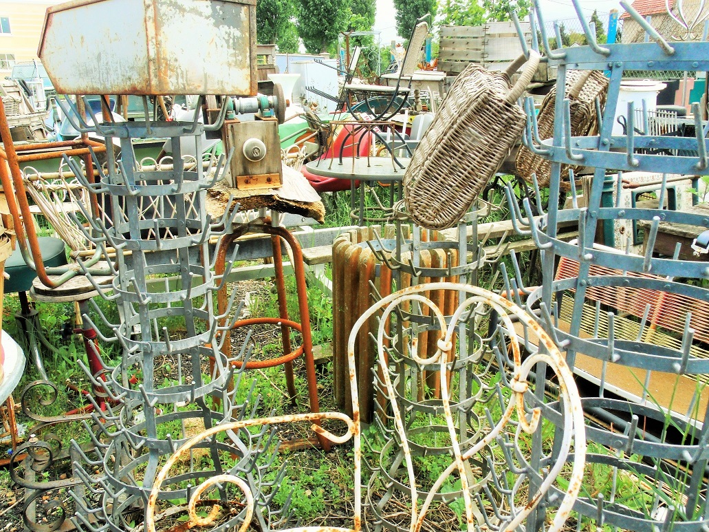The Brocante Lovers Guide Normandy Then And Now