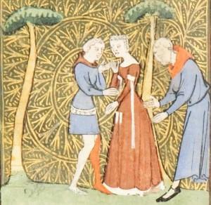 14th century French illumination