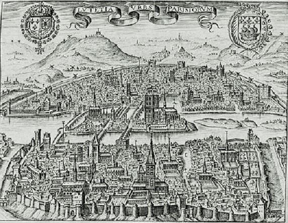 14th century Paris