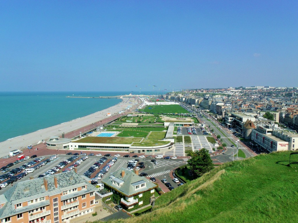 Dieppe beach today