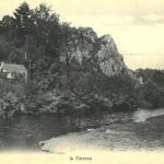 Abandoned Normandy; a cottage by La Varenne