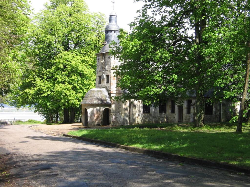 Notre-Dame de Grâce, Équemauville by Honfleur