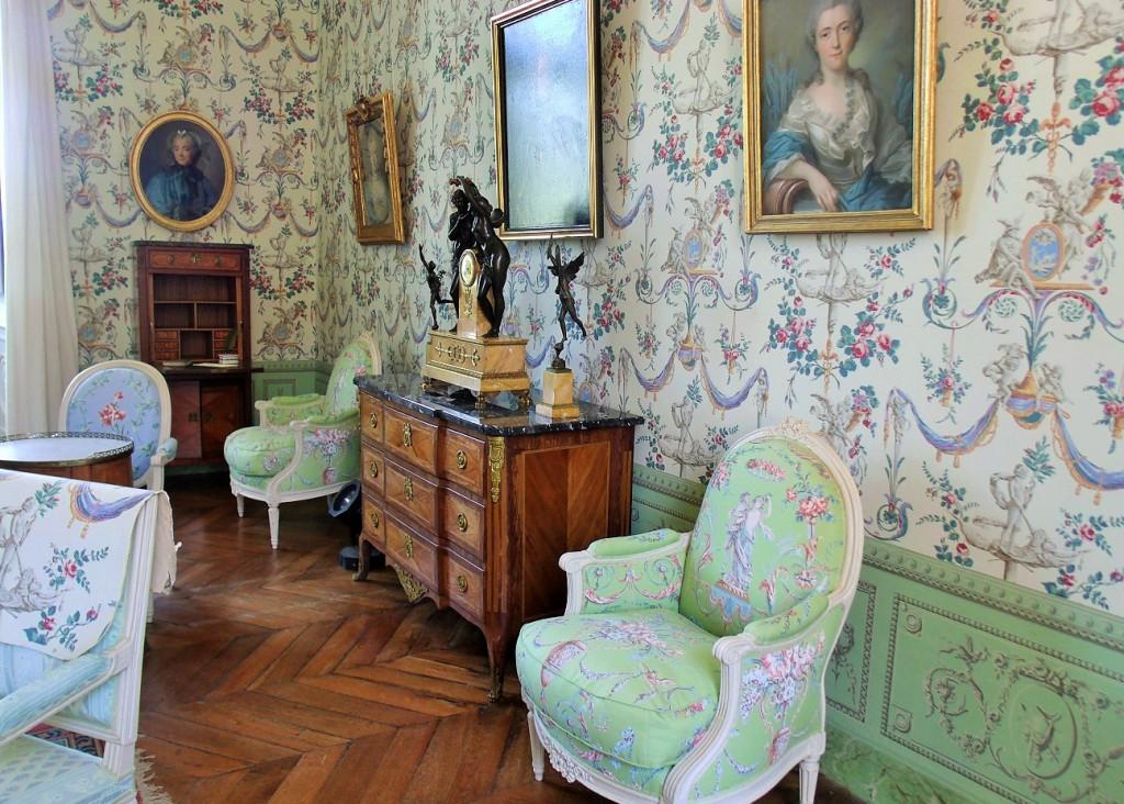 Interior Château de Carrouges