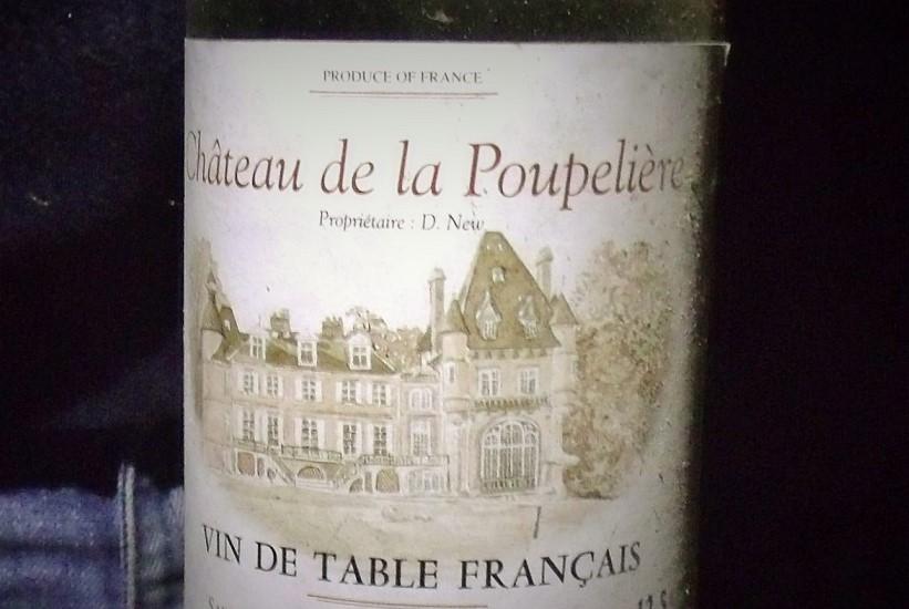 Chateau de la Poupeliere wine