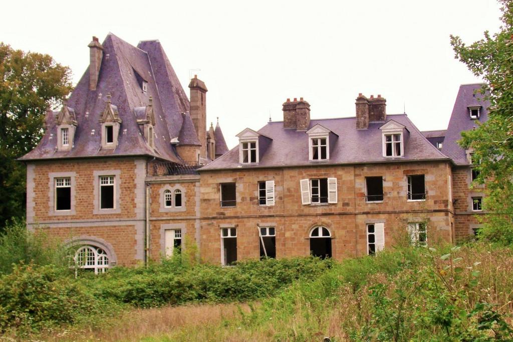 Le château de la Poupelière