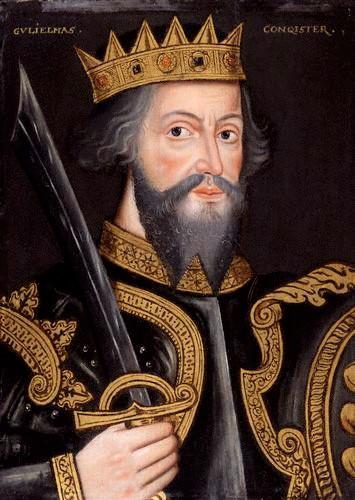 William II Duke of Normandy, definately an NTA, painting circa 1620