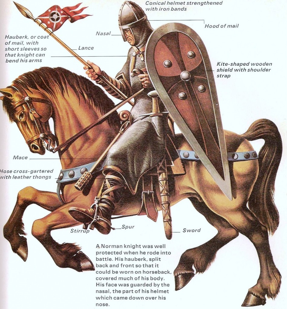 The Norman Knight