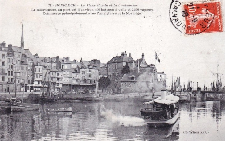 The bad review; Guest blogger Anna tells us about her visit to Honfleur, in 1890
