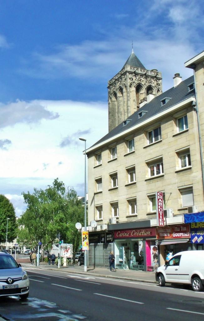 L'église Saint-Jean de Caen
